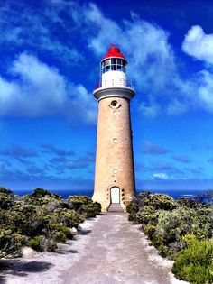 Lighthouse at Cape du Couedic, Kangaroo Island