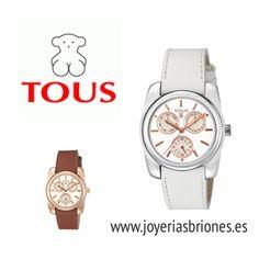 Tous Watches. Disponible en tienda y en www.joyeriasbriones.es