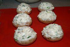 Cream-Cheese-Stuffed-Mushrooms
