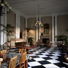 Hotel Colonial, Alamos, Sonora, México. Pueblo Mágico