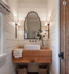 Farmhouse Moroccan Shaped Bronze & Gold ARCHED WALL MIRROR Vanity Entry Bath | Home & Garden, Home Décor, Mirrors | eBay! #Bathroomdiy