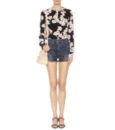 Erdem - Celina silk blouse - mytheresa.com