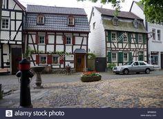 Marktplatz, Erpel, Rhine, Germany Stock Photo, Royalty Free Image: 26874337 - Alamy