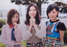 Jurina, Mayu and Haruppi 46th single