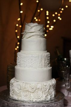 Lubbock Wedding Cake