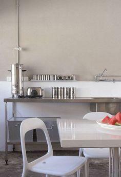 kitchen idea - industrial - http://yourhomedecorideas.com/kitchen-idea-industrial/ - #home_decor_ideas #home_decor #home_ideas #home_decorating #bedroom #living_room #kitchen #bathroom #pantry_ideas #floor #furniture #vintage #shabby