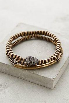 Anthropologie Agosto Bracelet Set  #anthrofave #anthropologie