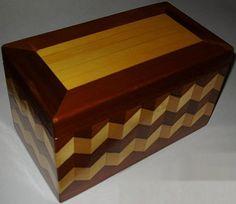 Elegant and stylish Wooden box