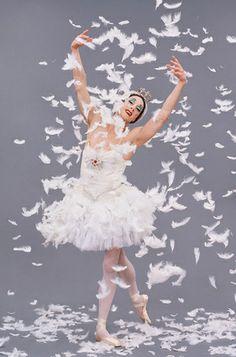 Ballets Trocadero - all male company.