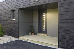 Réalisations de maisons - Groupe Trecobat-maison avec patio