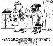 My complimentary consultations are designed to educate you about #electrolysis and #laserhairremoval. You will leave knowing what they are, how they work, the advantages/disadvantages of both processes and which one is best for you!  Stuart Laser Hair 772-283-9583  Erin Jenkins, CME