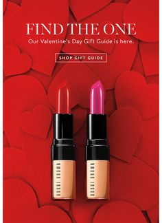 Bobbi Brown: The Valentine's Day Gift Guide is here. | Milled