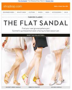 Skirts / Sandles