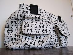 This panda bag is pretty cute too.