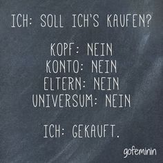 Saying of the day: The best sayings of Das bin ich! Saying Of The Day, Words Quotes, Sayings, Text Jokes, German Quotes, True Words, Funny Cute, Motivation, Inspire Me