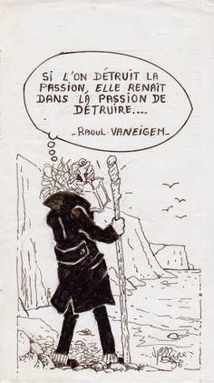 Illustration Jean-François Benoist sous le pseudonyme de Judas Misère pour la Chronique de Juste Drôle, chronique cultuelle des Informations Dieppoises, parution de 1990 à 2000