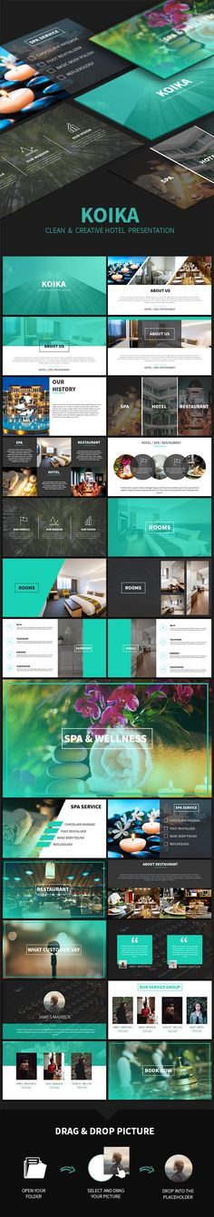 Koika Powerpoint Presentation Template - PowerPoint Templates Presentation…