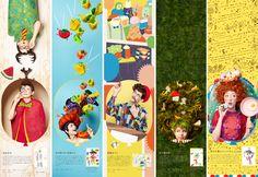 Creative Advertising, Advertising Design, Japan Design, Graphic Design Posters, Print Ads, Design Reference, Photo Art, Balloons, Illustration Art