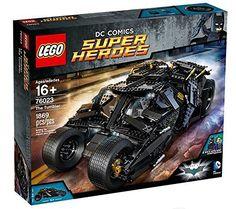 LEGO Batman The Tumbler - 76023 @ niftywarehouse.com