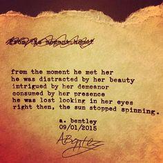 """When Time Stops."" #abentley #poetry #poems #poem... | Alexander Bentley"
