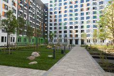 Новостройки в жилом комплексе Бунинские луга в Москве, купить квартиру от 2445660 руб. в жилом комплексе Бунинские луга: фото, цены.