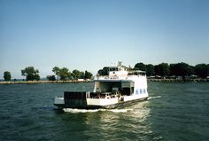 Miller Ferry to Middle Bass Island & South Bass Island (Put-in-Bay)