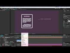 Creating Fake Type for Infographics Animation in After Effects - Lesterbanks