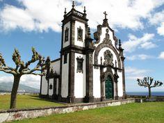 Azores, Sao Miguel, Ermida de Nossa Senhora da Mae Deus.