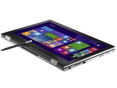 """Notebook 2 em 1 Dell Inspiron 13 I13 7348 B20 - Intel Core i5 4GB 500GB LED 13,3""""Touch Windows 8.1 com as melhores condições você encontra no Magazine Ciabella. Confira!"""