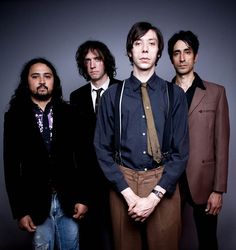 The Sadies: Clase y elegancia