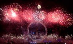 Happy New Year, London!