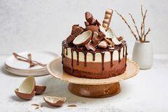 Kinderkakku Irish Cream, 20 Min, Pavlova, Tiramisu, Cheesecake, Birthday Cake, Baking, Ethnic Recipes, Desserts