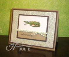 Smile Crocodile! Celebrating my 2 year blog anniversary!