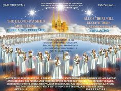 Who are the in Revelation? Are they from the literal twelve tribes of Israel? The Bible truth. Bible Pictures, Jesus Pictures, The Tribulation, Tribulation Period, Jesus Christ Images, Jesus Christus, Jesus Is Coming, Prophetic Art, Biblical Art