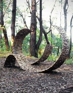 Land art by Michael Wee