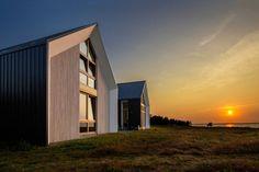 Les Jumelles (The Twins), Caraquet, 2016 - YH2- Yiacouvakis Hamelin Architectes