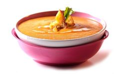 Receta de crema de calabaza y curry | EROSKI CONSUMER