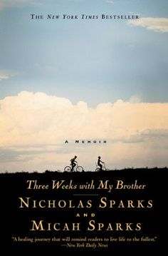Are you a fan of Sparks?  This is a must read!  It is a biography of him.  It give great incite to why he wrote the books he did and how some of the characters came about.