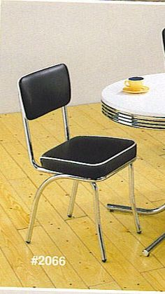 Retro Style Chairs Set of 4 - http://www.furniturendecor.com/retro-style-chairs-set-of-4/ - Categories:Chairs, Dining Chairs, Dining Room Furniture, Furniture, Home and Kitchen, Kitchen Furniture