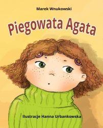 Piegowata Agata - ilustrowany audiobook dla dzieci