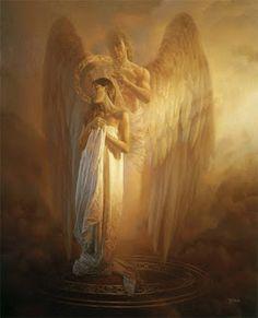 como entrar em contato com seu anjo da guarda