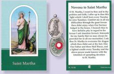Martha Relic Medal with Prayer to Saint Martha. Catholic Relics, Catholic Medals, Catholic Gifts, Free Prayer Request, Saint Martha, Prayer Cards, St Francis, Christian Gifts, Booklet