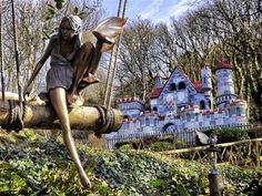 Find the fairies in Fairyland