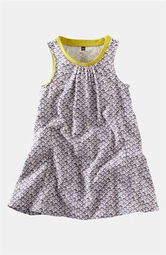I love everything Tea Collection...    Tea Collection Trapeze Dress (Infant) available at Nordstrom