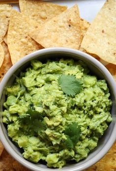 This easy, healthy guacamole recipe will totally change your life