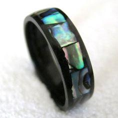 Paua Shell, Adam's ring