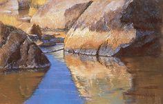 Margot Schulzke Original Fine Art Paintings in Oil and Pastel