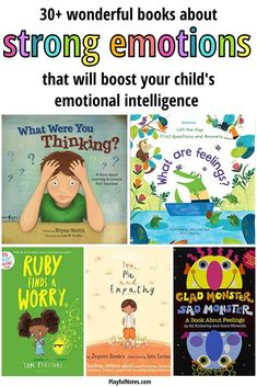Inside: Discover a list of wonderful books that are great for teaching kids how to manage strong emotions, deal with anger, overcome fears and worries, and navigate challenging situations they… More