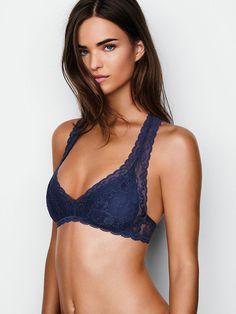 c1d6abfcdb Lace Racerback Bralette - The Victoria s Secret Bralette Collection - Victoria s  Secret