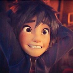 I u don't like this ur heartless I mean look at dat face heartless ppl (not alla really heartless but this is for those kind of people Tadashi Hamada, Hiro Hamada, Watch Cartoons, Animated Cartoons, Best Disney Movies, Good Movies, Big Hero 6 Characters, Disney Characters, Hiro Big Hero 6